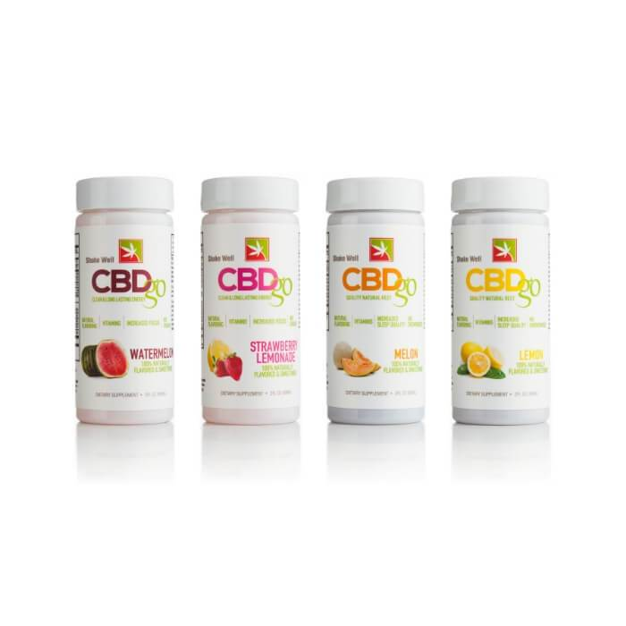 Spectrum Wellness CBDgo Drink