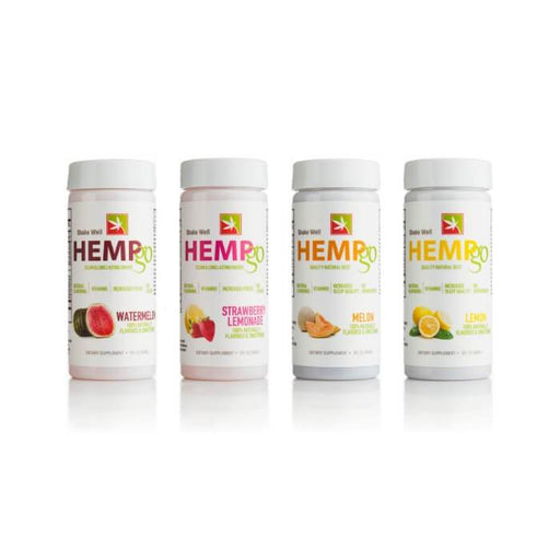 Spectrum Wellness HEMPgo Drink