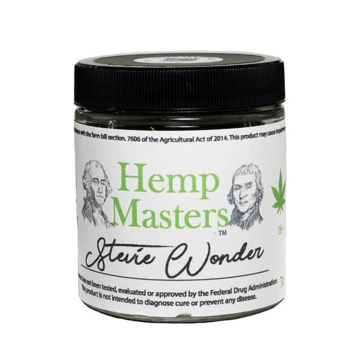 Stevie Wonder CBD Flower by Hemp Masters