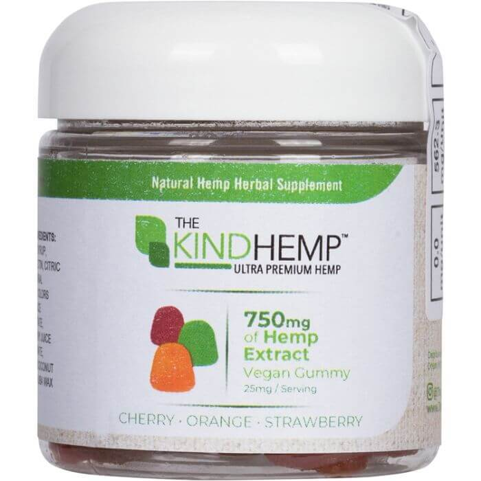 The Kind Hemp Vegan Gummies