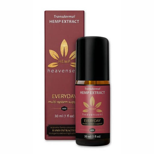 Heaven Sent Hemp TransDermal Hemp Extract CBD Lotion