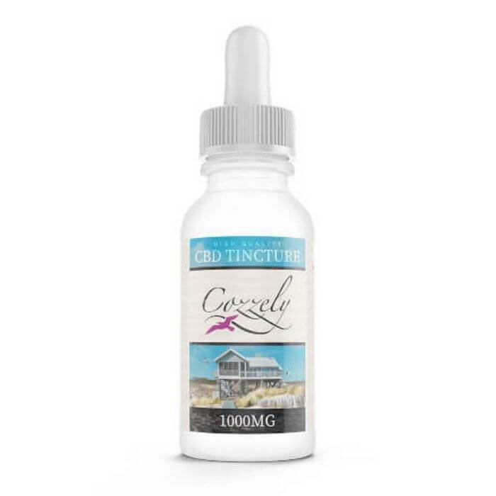 Vape Craft CBD Cozzely Kindle Tincture