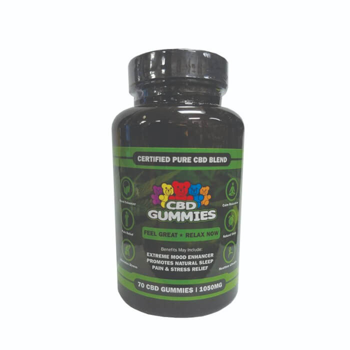 CBD Gummies by Hemp Bombs