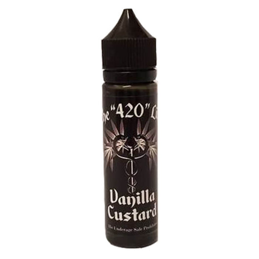 Vanilla Custard CBD Oil by Lady Boss Vapor The 420 Line