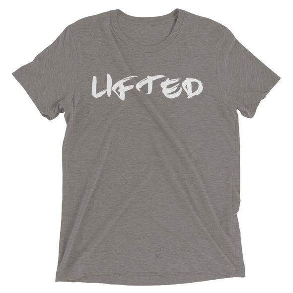 """LIFTED"" Unisex T-Shirt - Divine Design Fitness"