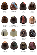 Load image into Gallery viewer, Signature Chocolate Truffles (a box of 12)