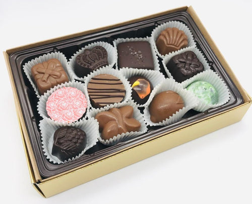 Assorted Chocolates #2 (a box of 12)