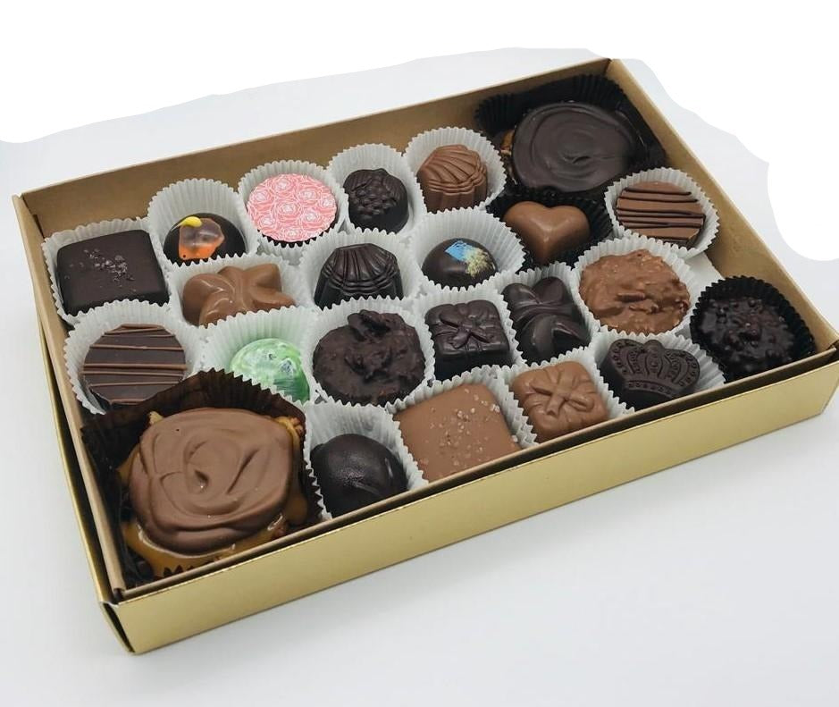 Assorted Chocolates #3 (a box of 23)