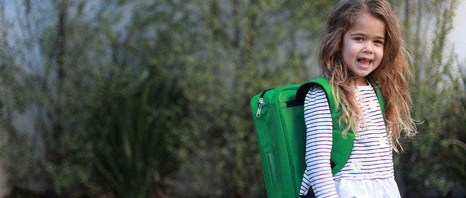Form Follows Function: How a 3-year-old Helped Design the LadyBugOut Bag