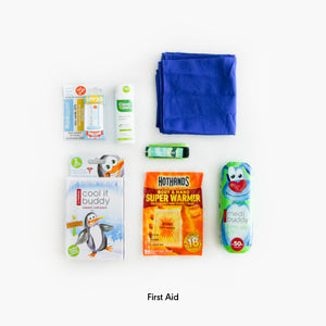 Medical and first aid emergency supplies