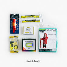Safety and security emergency supplies
