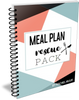 Meal Plan Rescue Pack Homepage