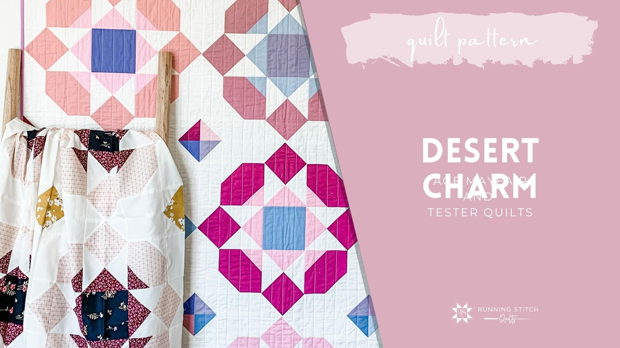 Desert Charm - AGF Mayfair and Tester Versions