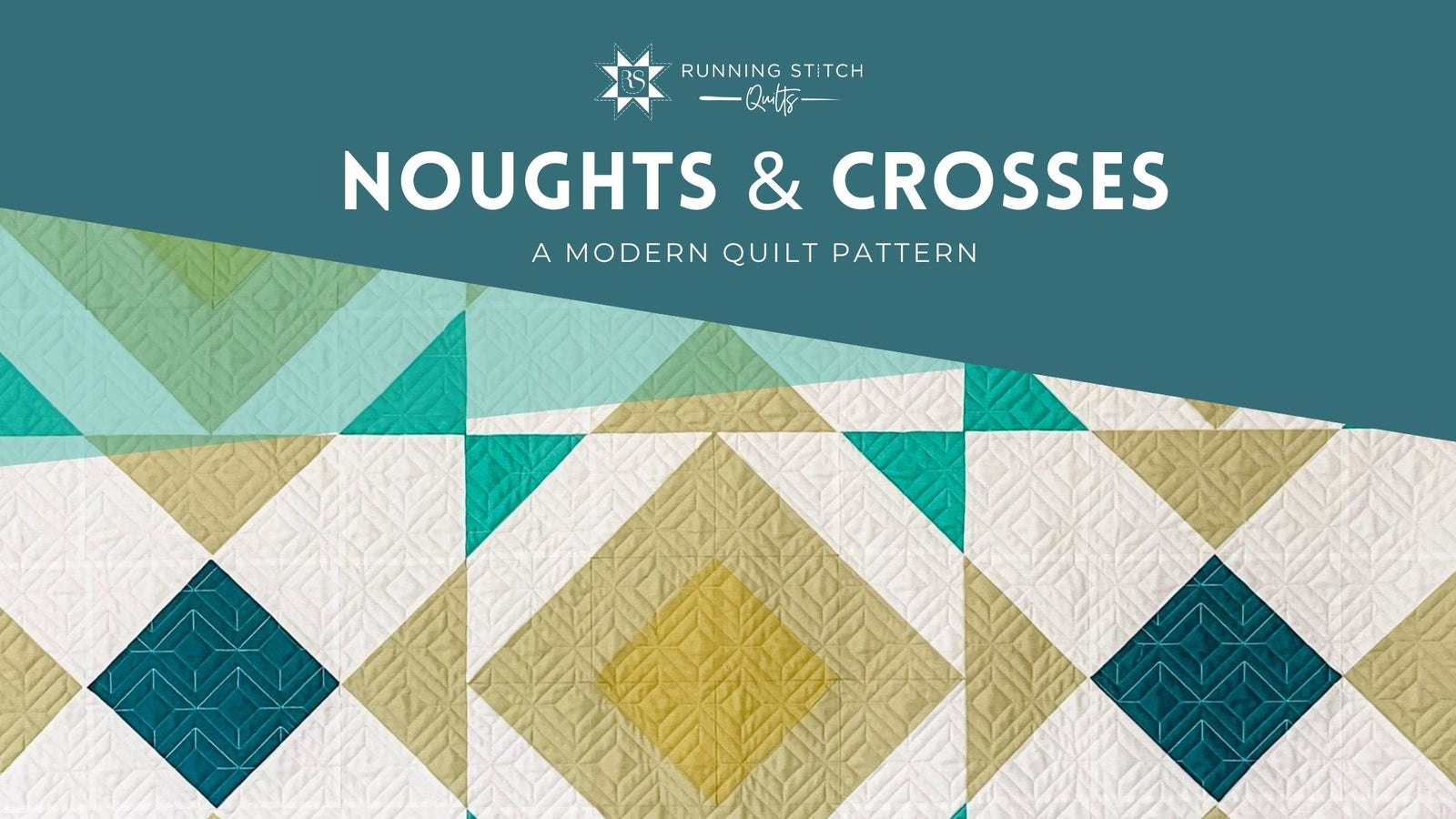 Noughts and Crosses Quilt Pattern