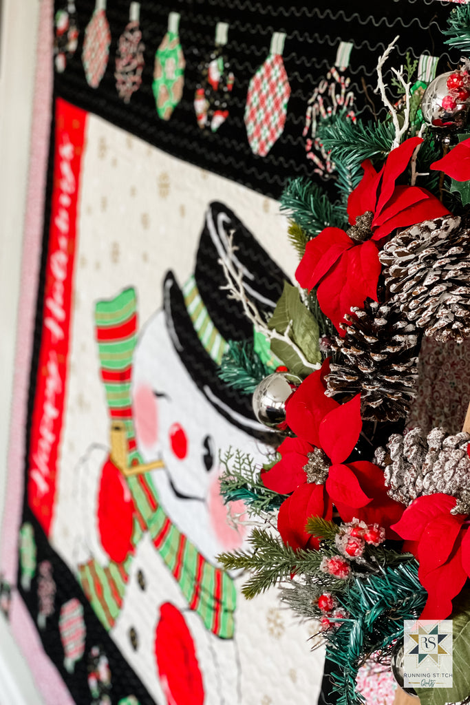 Vintage Holiday Fabrics by Michael Miller