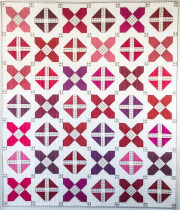 PREORDER Eternally Yours Quilt Pattern - PRINTED