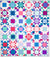 Square Burst 2.0 Quilt Pattern - PDF