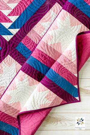 Mountain Valley Quilt Pattern - PDF