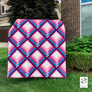 Mountain Valley Quilt Pattern - PRINTED