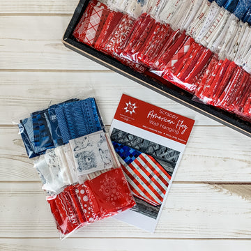 Scrappy American Flag KIT