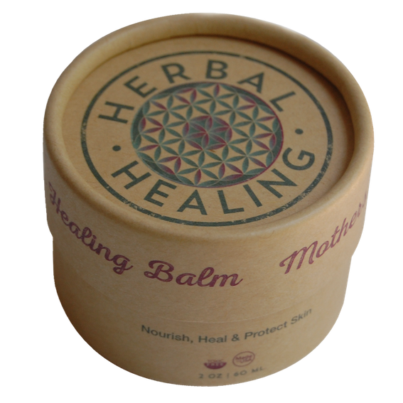 Mother's Healing Balm 2 oz Anti-Itch, Anti-Rash, Nipple Balm, Baby Balm