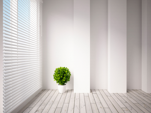 Wooden Blinds per square meter