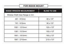 Load image into Gallery viewer, Prepacked PVC Venetian Blind 25mm