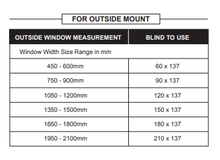 Load image into Gallery viewer, Prepacked Wooden Blind 35mm