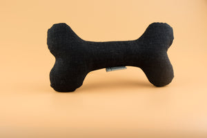 The Anthracite Bone - Dog Toy