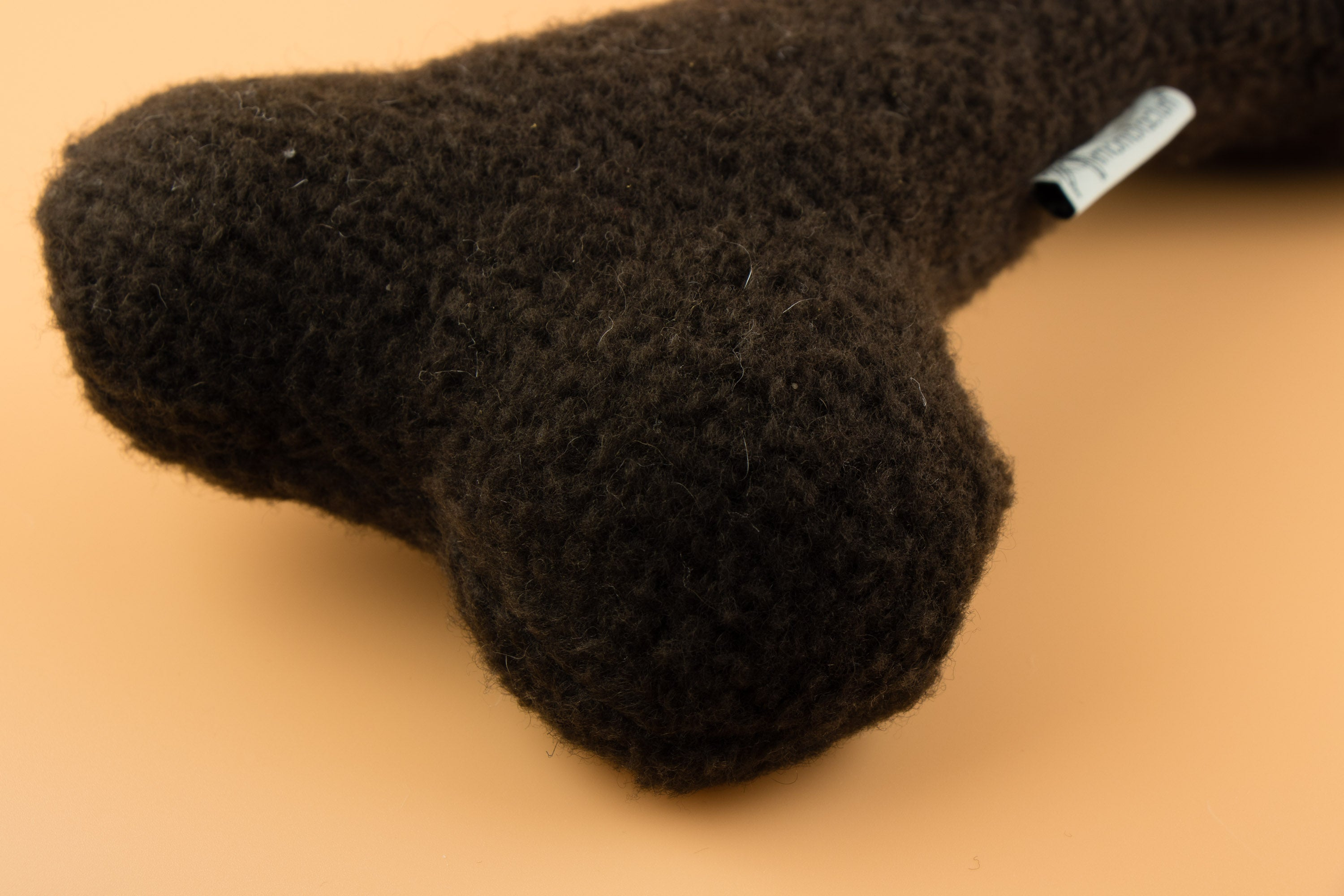 The Brown Bone - Dog Toy