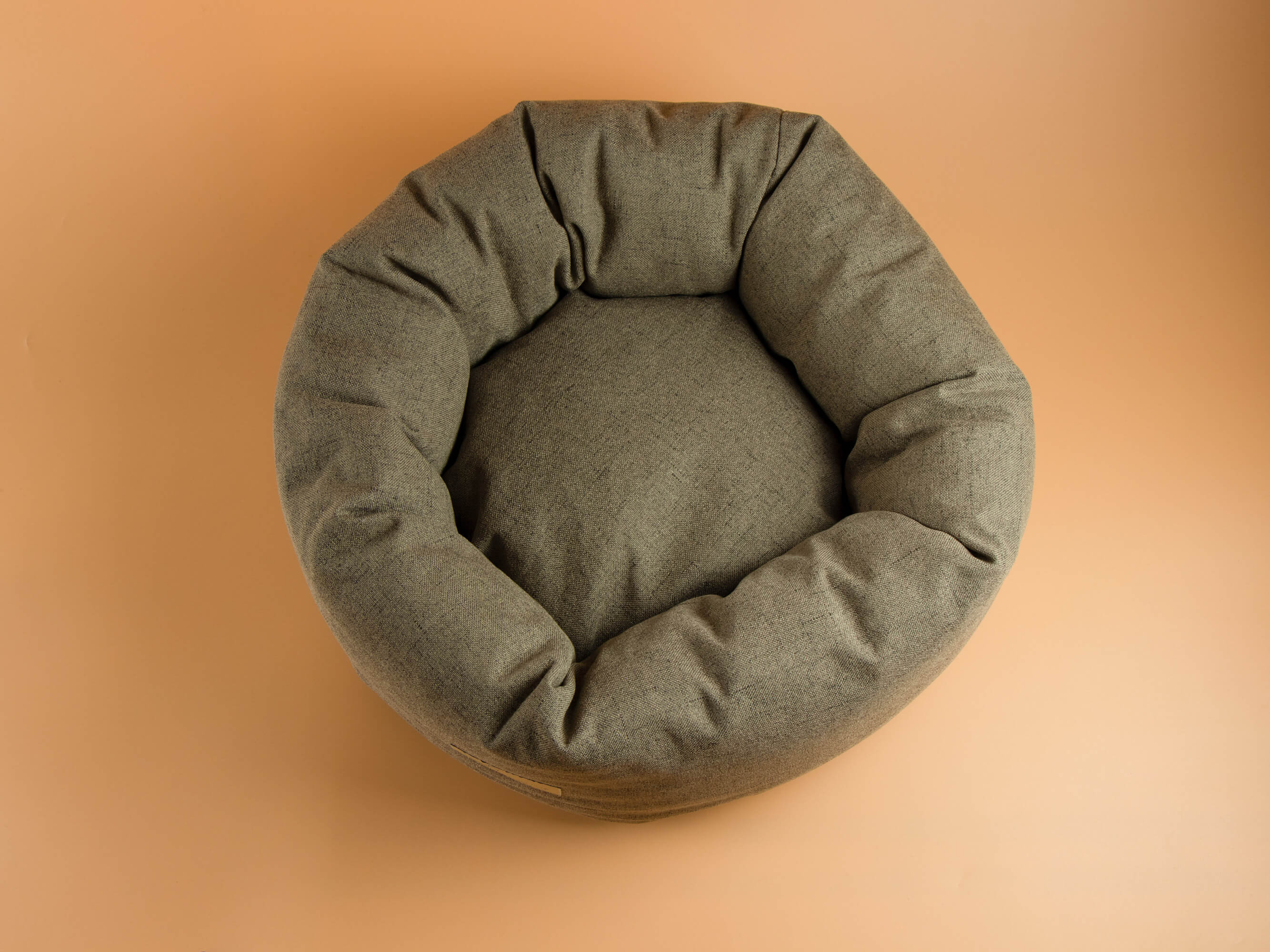 O-Dog Bed Earth Brown