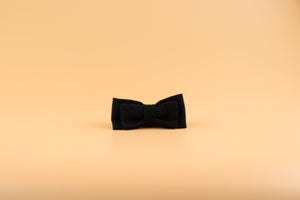 Parker Black - Dog Bow Tie