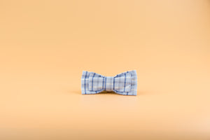 Gingham - Dog Bow Tie