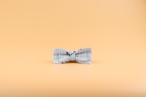 Blue Colibri - Dog Bow Tie