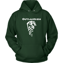 Just be Outlander'ish- Unisex Hoodie