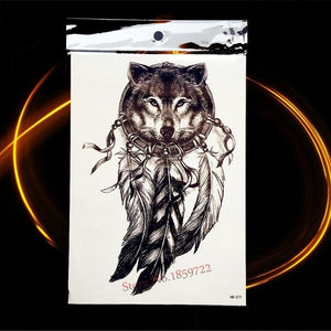 Temporary Tattoo Waterproof Sticker
