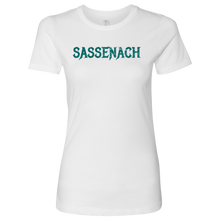 Sassenach T-Shirt long