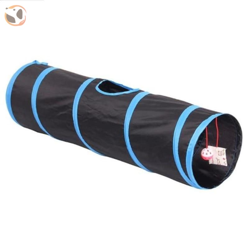 3 Holes Funny Pet Cat Tunnel - 88x25x25cm M