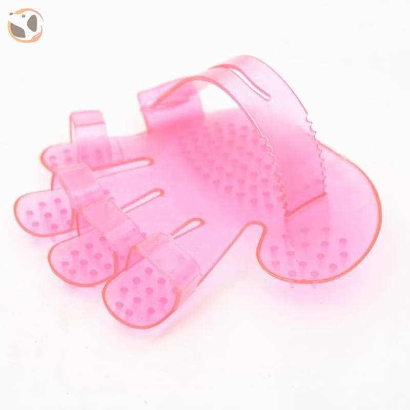 Cat Hair Removal Gloves&Mitts - pink