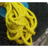 Cat Rope for Scratching&Sharpening Claw - Yellow Rope / 2mm 25meter