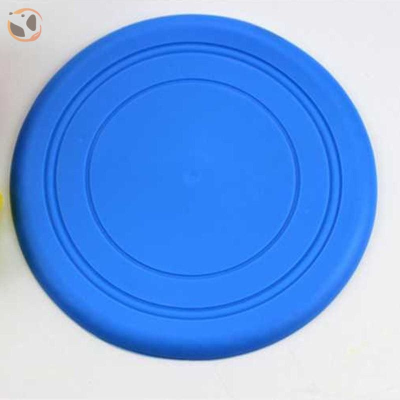 Chewable Dog Flying Disc/frisbee Toy