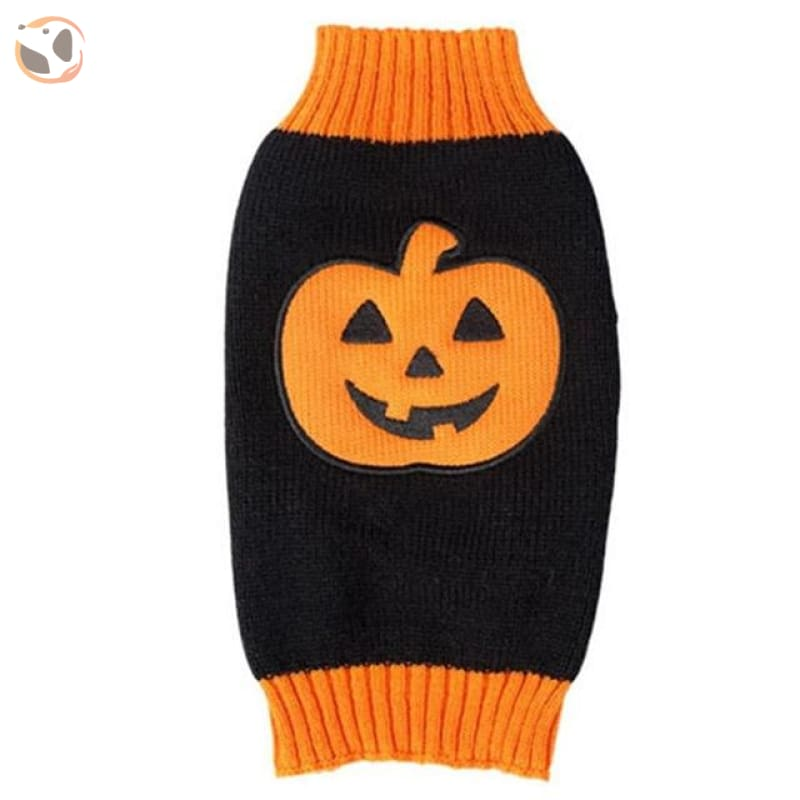 Christmas Sweater for Dogs & Cats - Hallowen Style / XXS