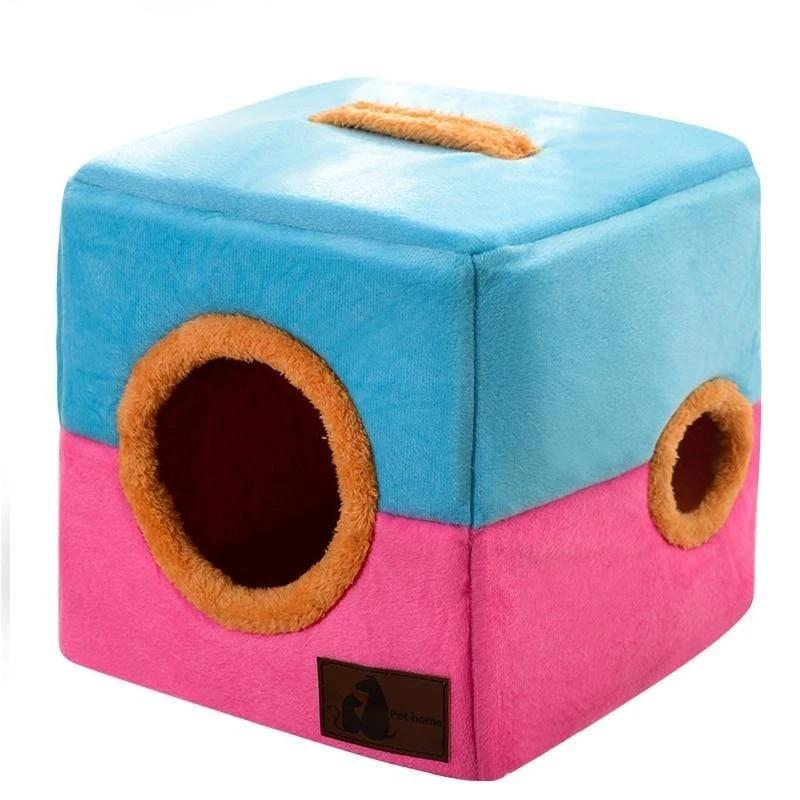 Comfortable Cotton House for Small Pets