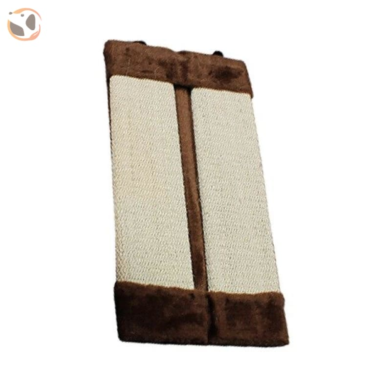Corner Scratcher Pad - Brown / XS