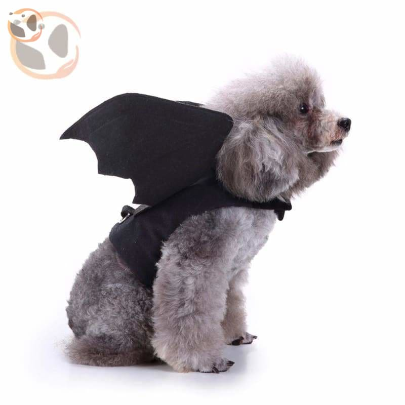 Dog Cosplay Costumes For Halloween - Batman / S