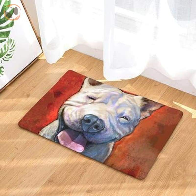 Dog Print Doormats - 8 / 20in x 30in