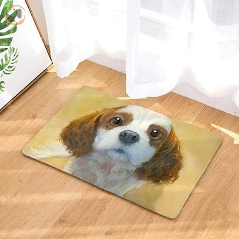 Dog Print Doormats - 2 / 20in x 30in