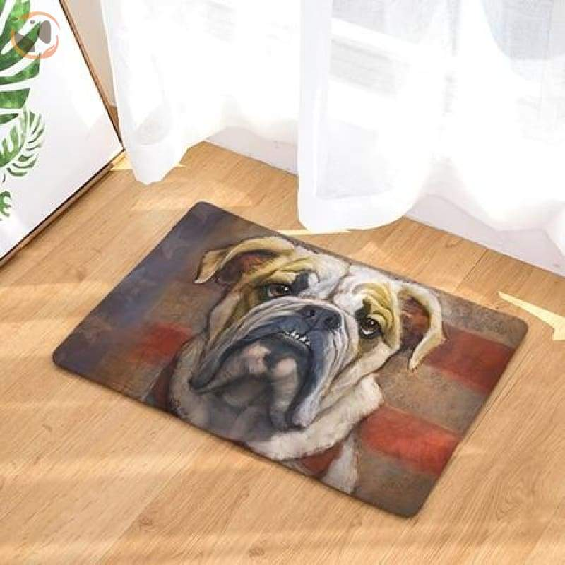 Dog Print Doormats - 16 / 20in x 30in