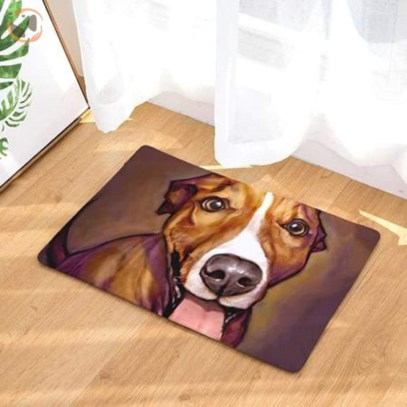 Dog Print Doormats - 6 / 20in x 30in