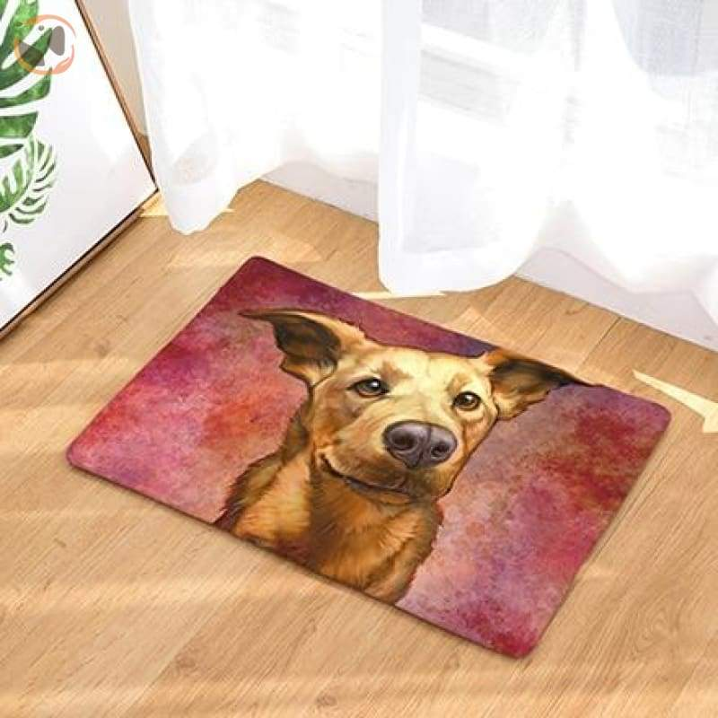 Dog Print Doormats - 7 / 20in x 30in